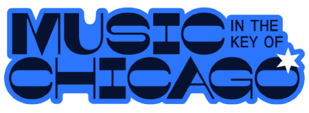 Year of Chicago Music 2020 Logo