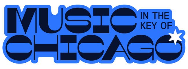 Year of Chicago Music logo
