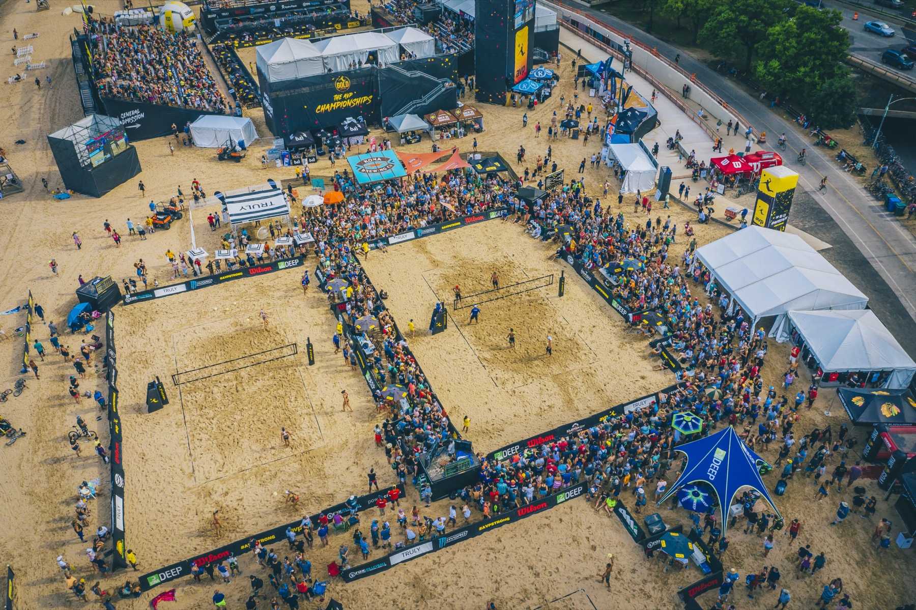 AVP Gold Series: The Championships