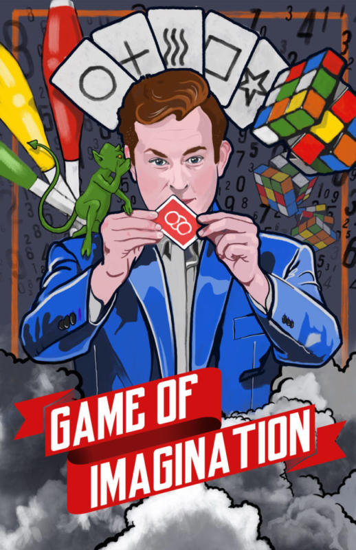 Game Of Imagination: An Evening Of Mind Reading