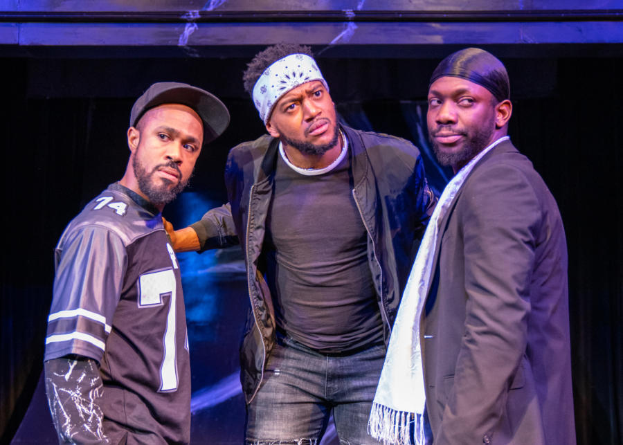 Kill Move Paradise at TimeLine Theatre in Lakeview