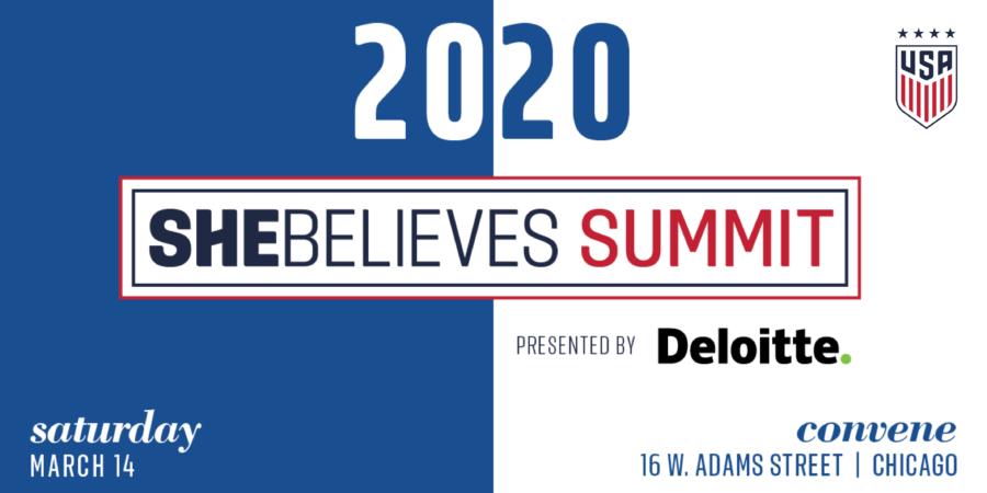 SheBelieves Summit