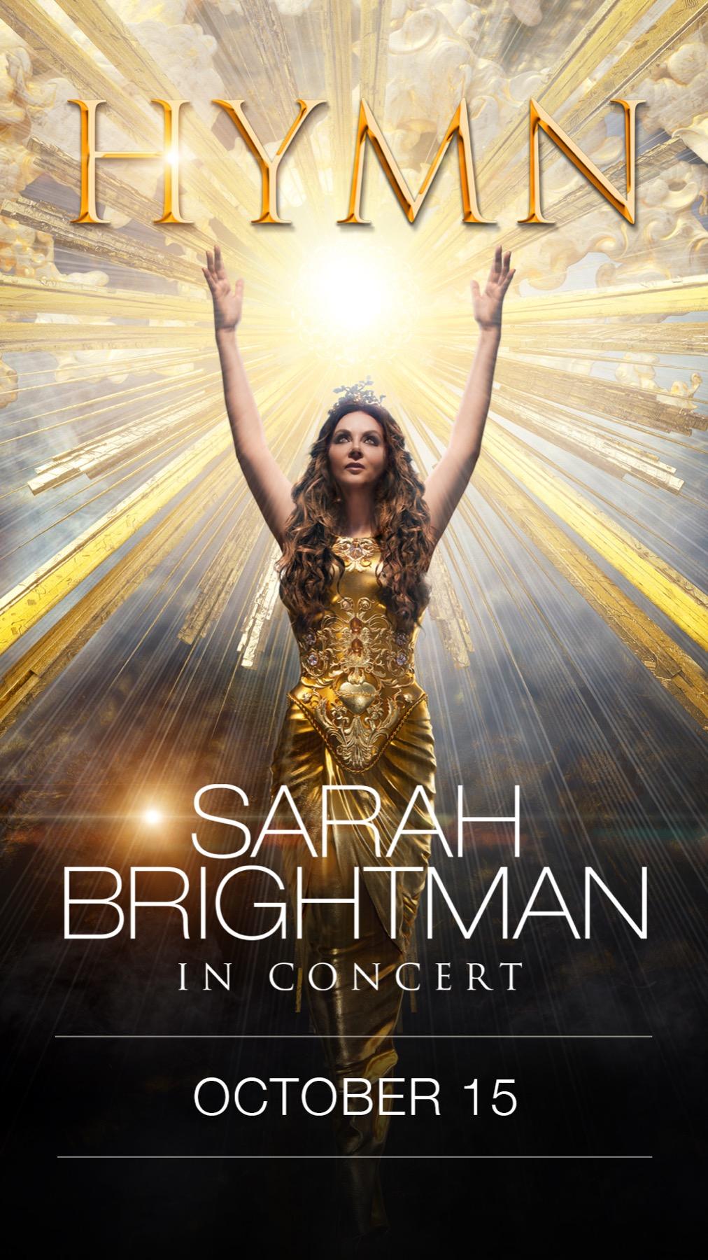 Sarah Brightman: HYMN In Concert