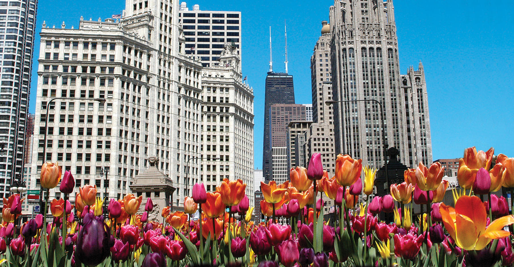 Chicago spring getaway