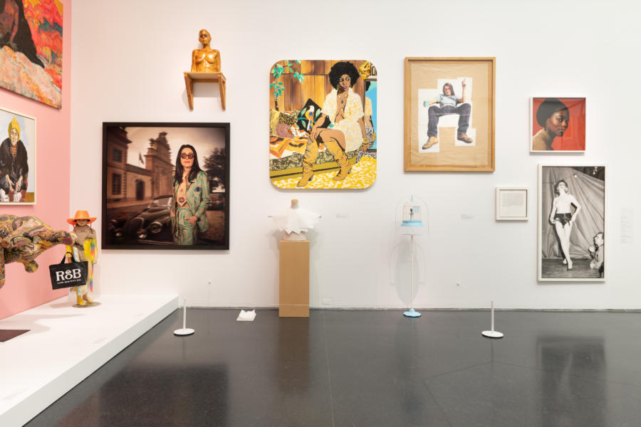 Duro Olowu exhibit at Museum of Contemporary Art