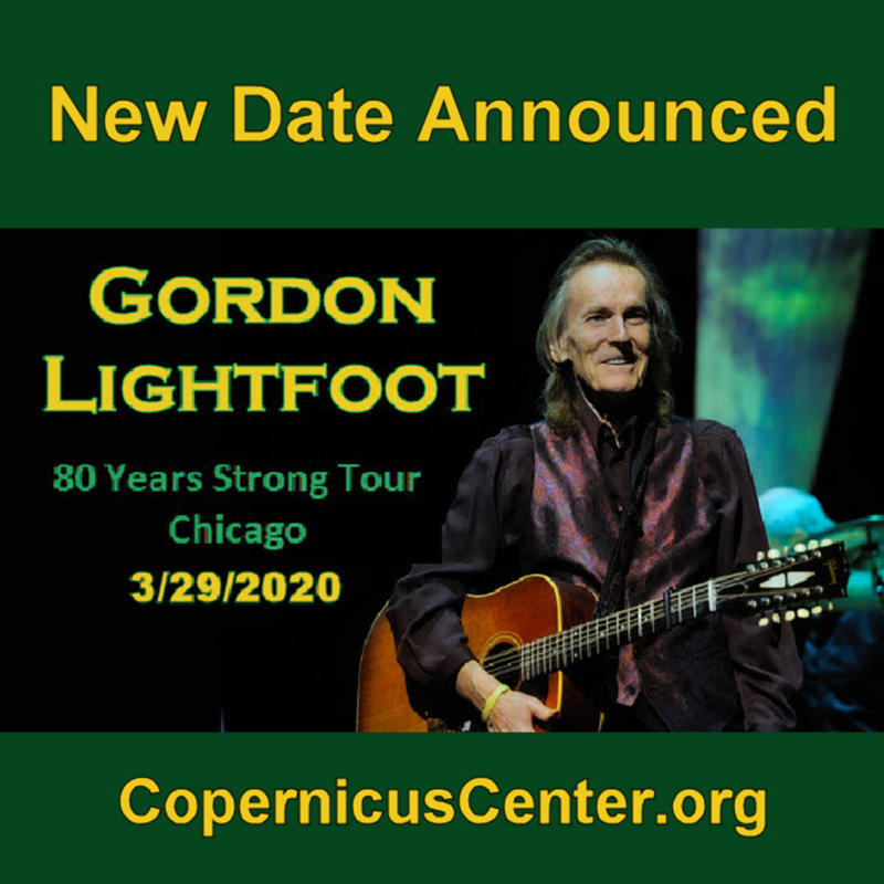 Gordon Lightfoot Concert – Chicago