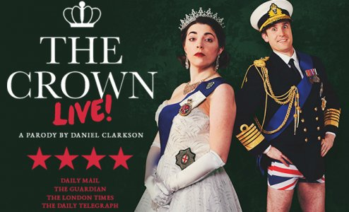 The Crown- Live!