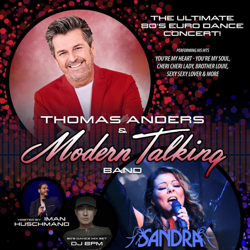 Thomas Anders & Modern Talking Band featuring Sandra