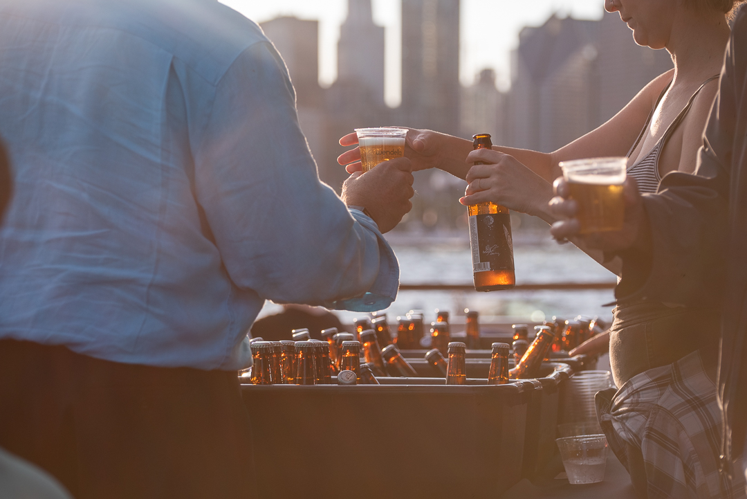 Beer & BBQ Cruise