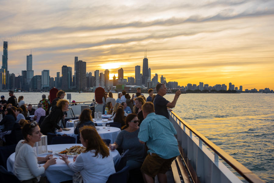 Wine & Cheese Cruise