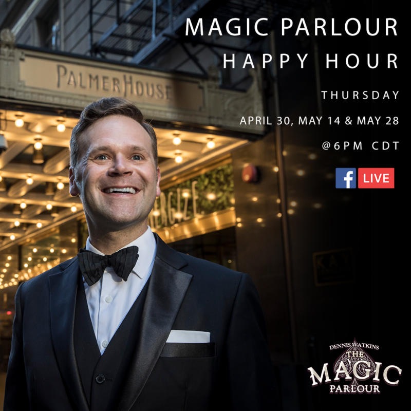 Magic Parlour Happy Hour
