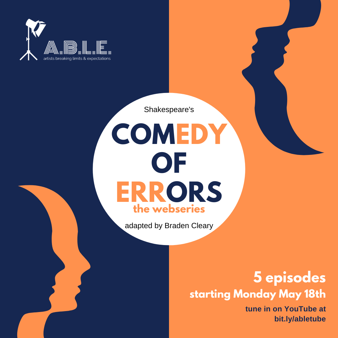Comedy of Errors – The Webseries