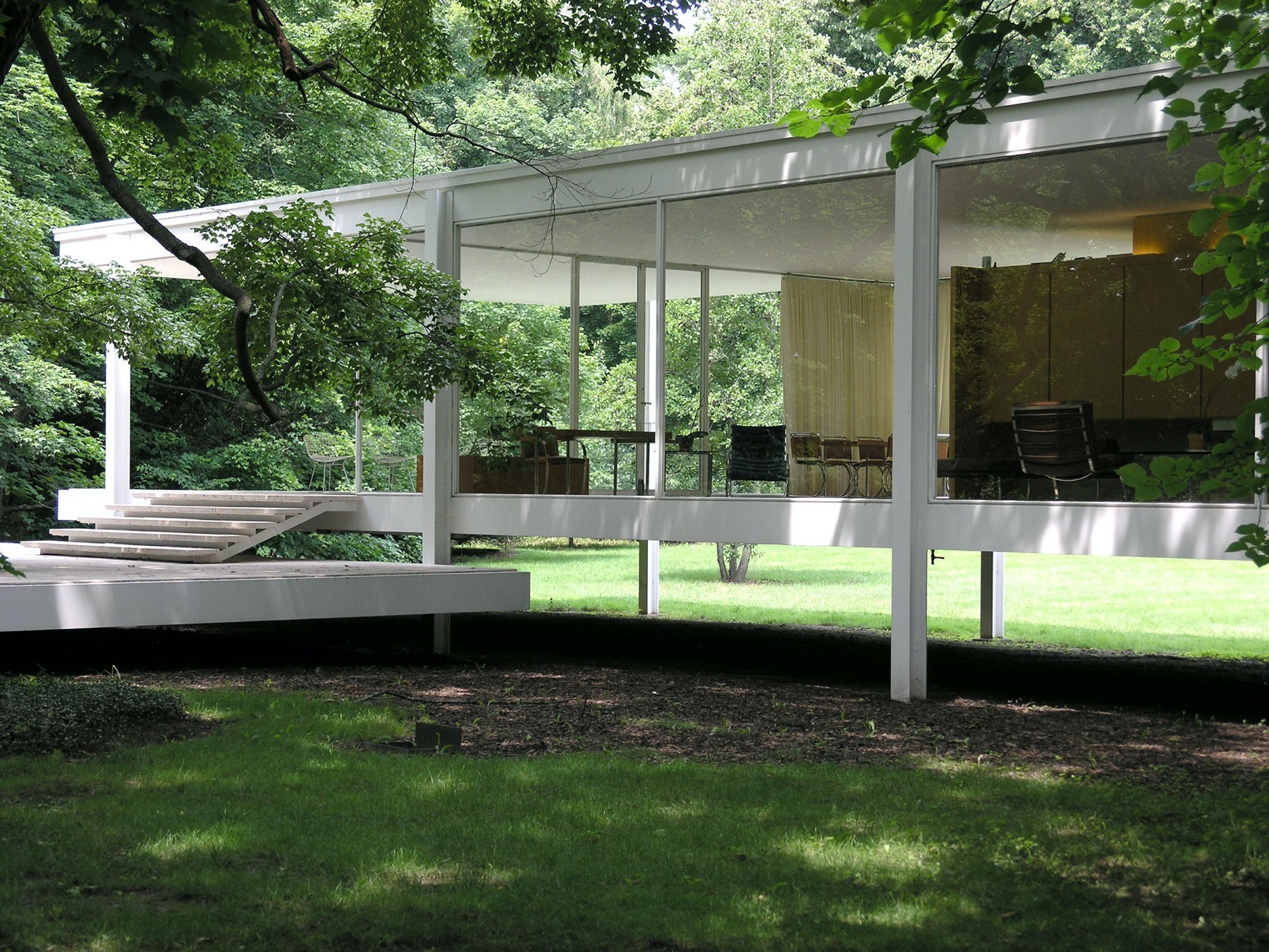 CAC Live: If the Walls of Farnsworth House Could Talk