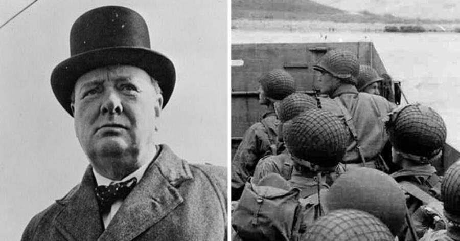 Virtual Event: D-Day Commemoration: The Legacy of Winston Churchill