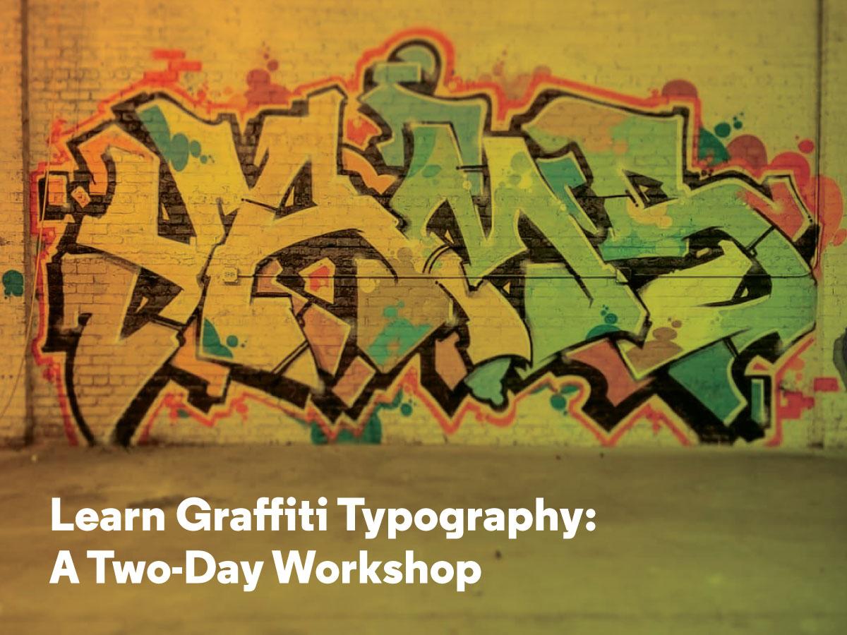 Learn Graffiti Typography