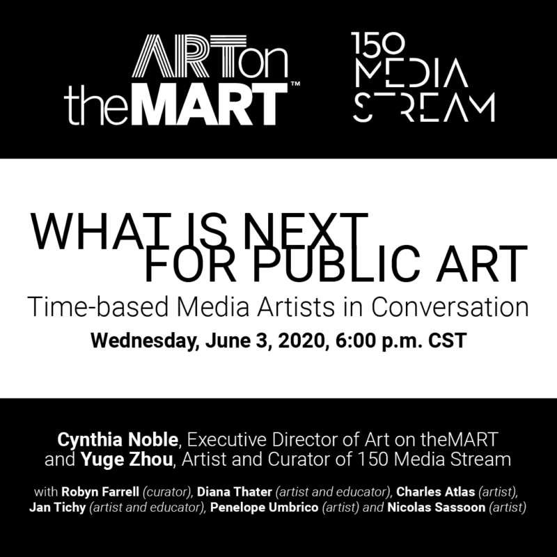 What is Next for Public Art: Time-Based Media Artists in Conversation