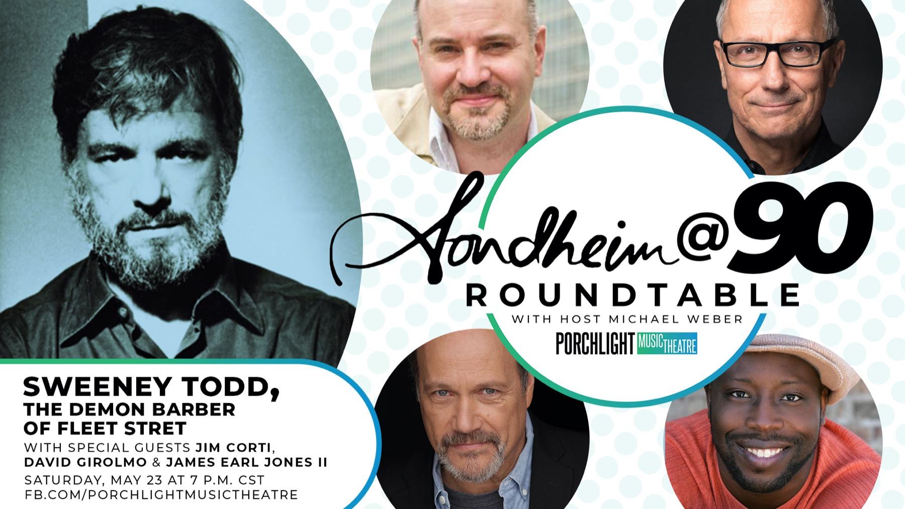 Sondheim @ 90 Roundtable: Sweeney Todd