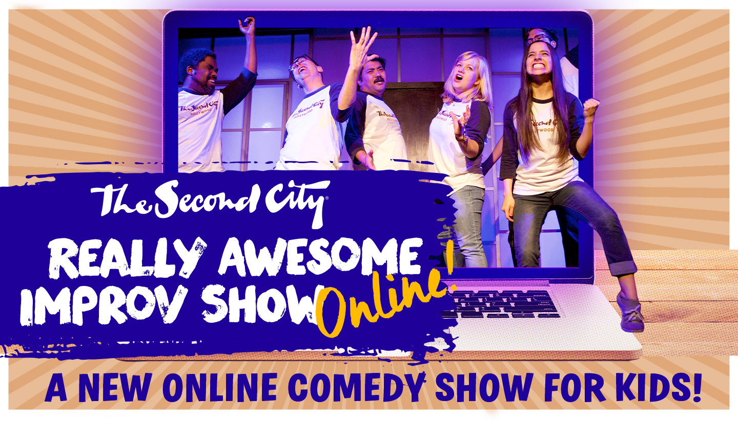 Second City's The Really Awesome Improv Show