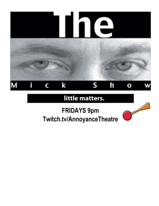 The Mick Show (Little Matters)