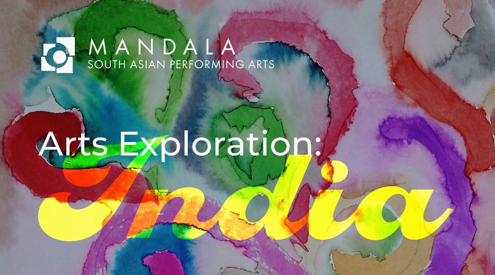 Arts Exploration: India Summer Camps