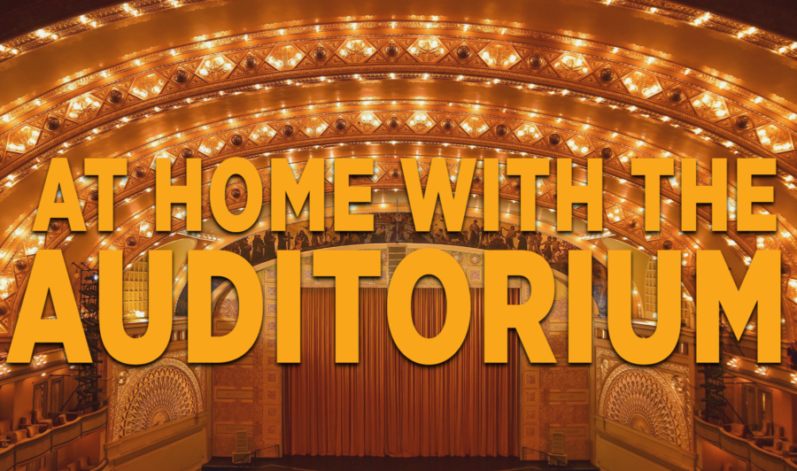 At Home With the Auditorium: The People's Performance