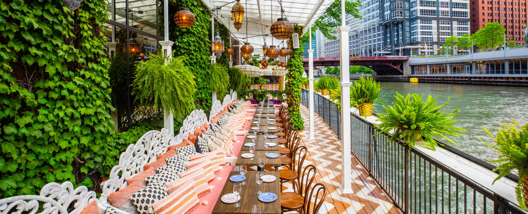 Outdoor dining in Chicago: Patios and rooftops open right now