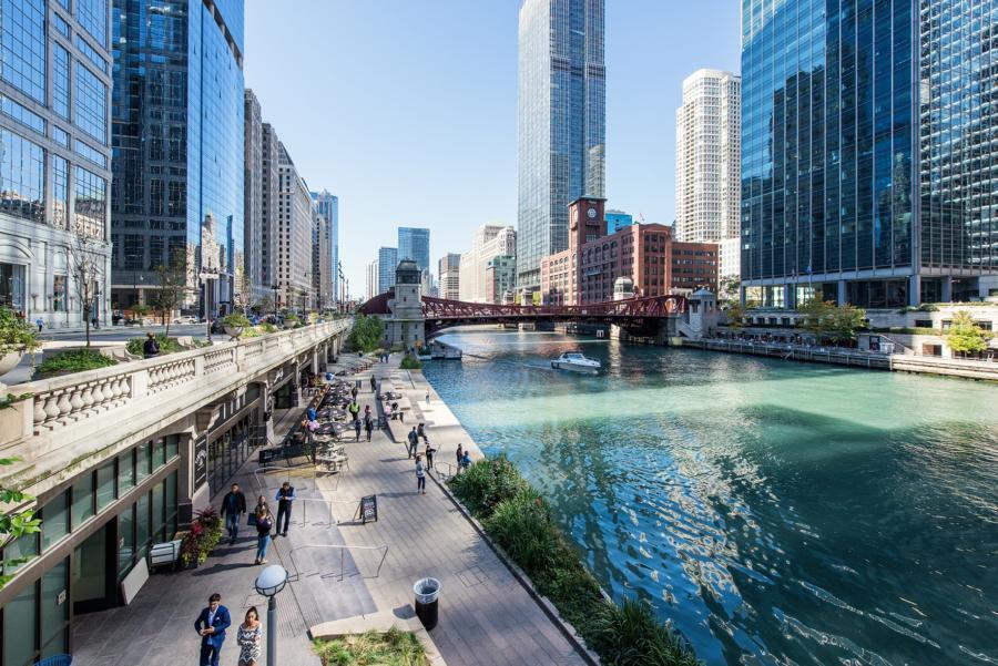 CAC Live: Chicago's Riverwalk
