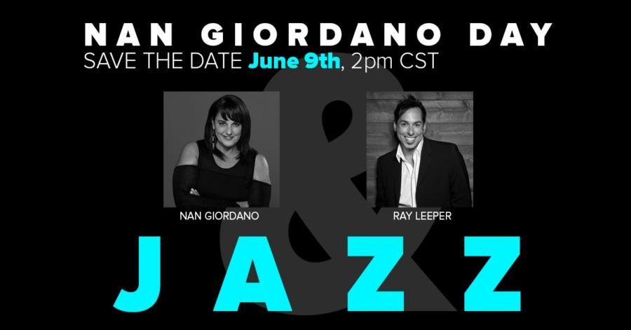 Nan Giordano Day Virtual Jazz Dance Experience