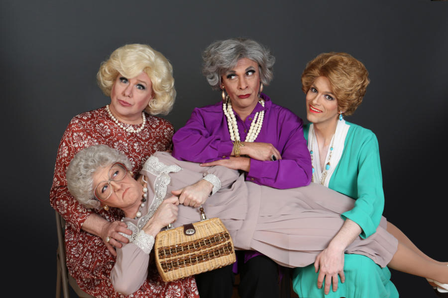 THE GOLDEN GIRLS: The Lost Episodes, Vol. 4 – LOCKDOWN!