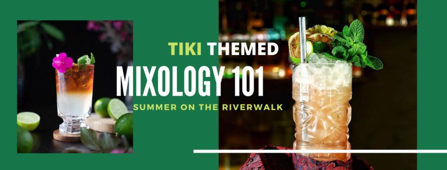 Tiki Craft Cocktail Workshop & Tasting
