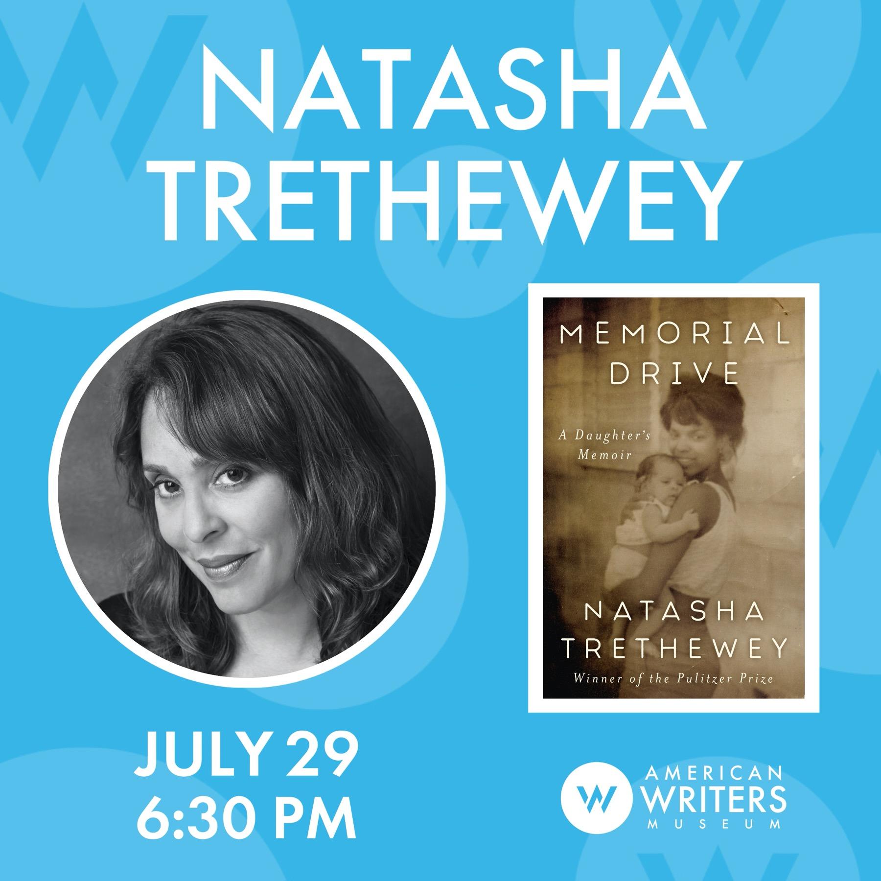 Natasha Trethewey: Memorial Drive