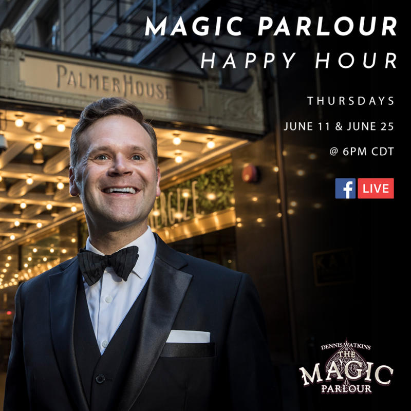 Magic Parlour Happy Hour