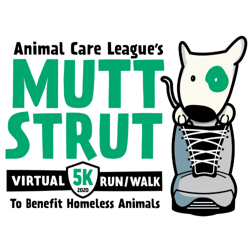 Mutt Strut Virtual 5k Run/Walk