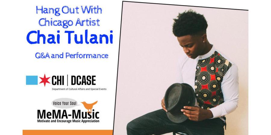 Meet An Artist: Chai Tulani