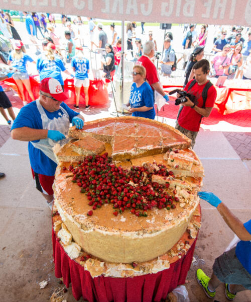 Pop-Up Taste at Eli's Cheesecake Company