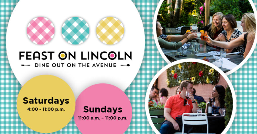 Feast on Lincoln: Dine out on the Avenue