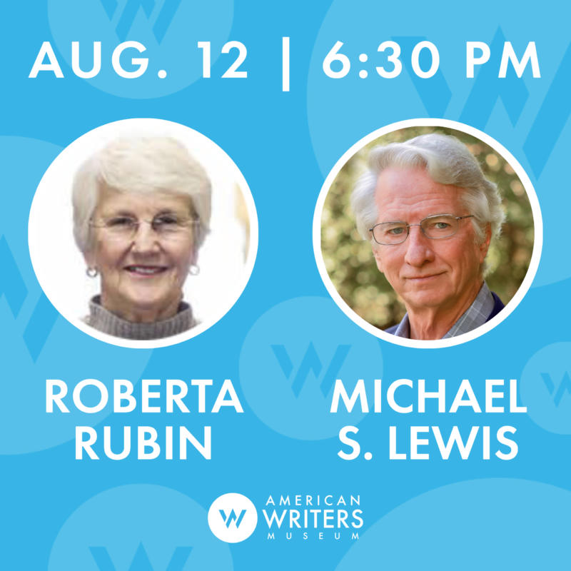 A Conversation on Writing with Roberta Rubin & Dr. Michael Lewis