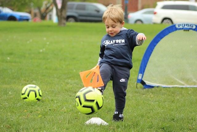Free Toddler Sports Class // Parent Meet & Greet
