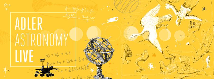 Adler Astronomy Live: Mapping a Billion Stars