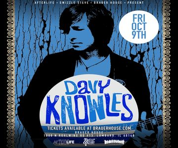 Davy Knowles Live at Brauer House – One Night Only!