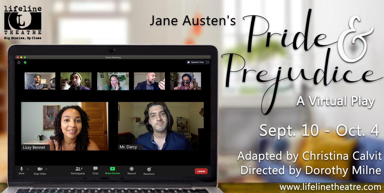 Lifeline Theatre: Pride and Prejudice