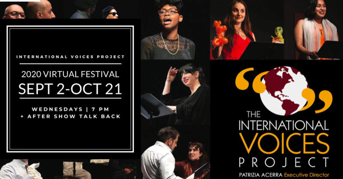 International Voices Project 2020