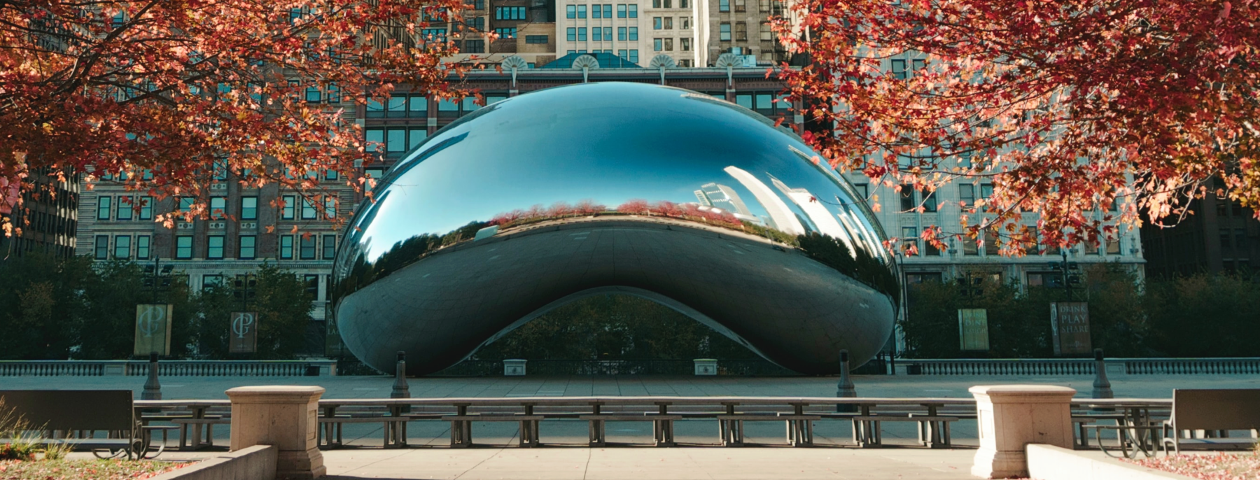 Where to see fall colors in and around Chicago