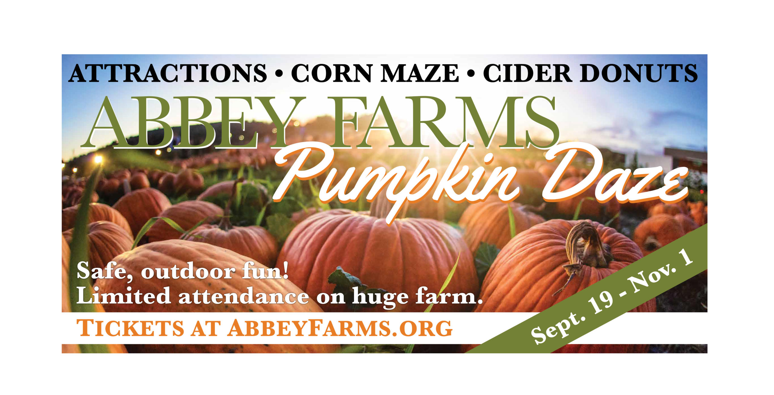 Abbey Farms Pumpkin Daze