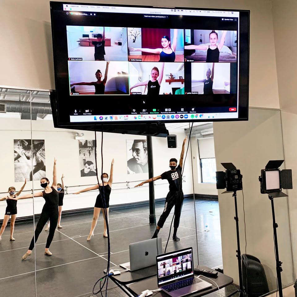 Gus Giordano Dance School 68th season