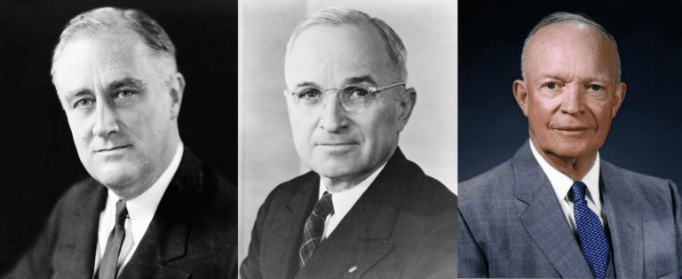 Presidential Perspectives: A Conversation With the Descendants of Harry S. Truman, Dwight D. Eisenhower, and Franklin D. Roosevelt