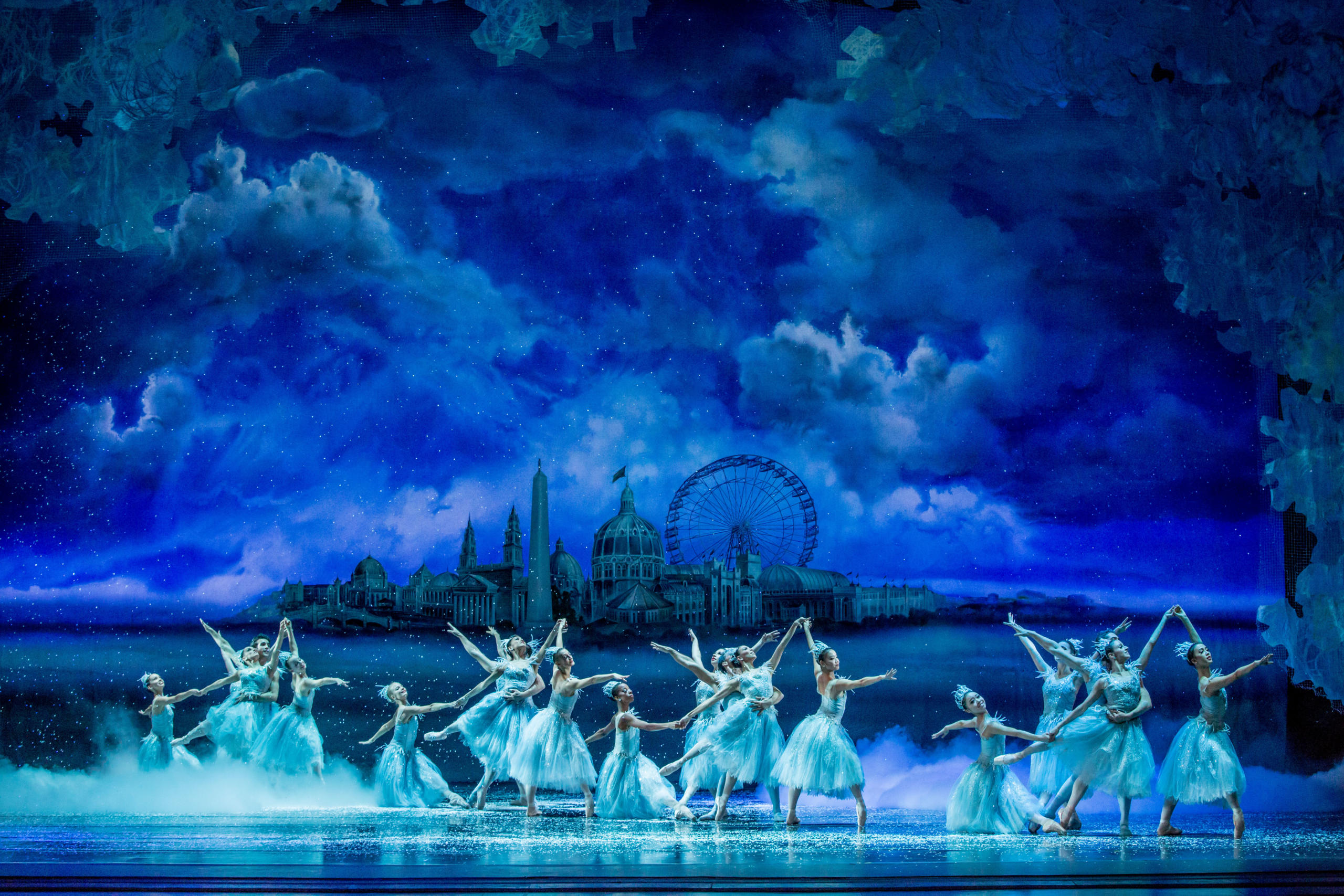 Pulling Back the Curtain: The Nutcracker