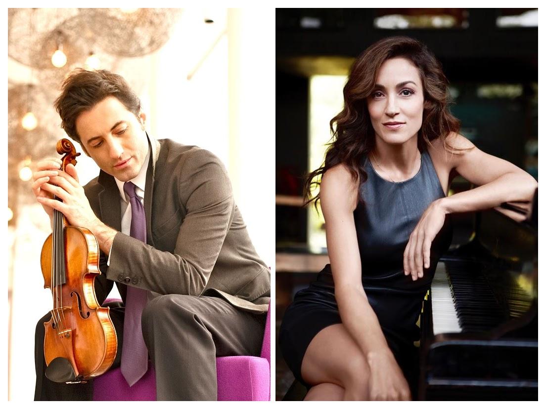 Virtual Dame Myra Hess Memorial Concerts | Phillippe Quint, Violin And Marta Aznavoorian, Piano