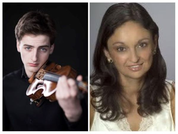 Dame Myra Hess Memorial Concerts | Joshua Brown, Violin And Milana Pavchinskaya, Piano