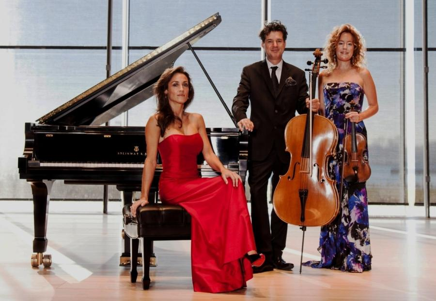 Virtual Dame Myra Hess Memorial Concerts | Lincoln Trio